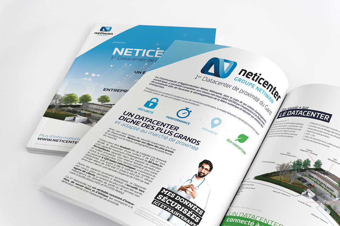 NETICENTER 8pages